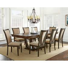 Extending Dining Room Table Alcott Hill Sachem 9 Piece Dining Set U0026 Reviews Wayfair