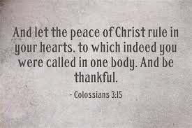 Scriptures Of Comfort And Peace Top 10 Bible Verses About Peace With Commentary