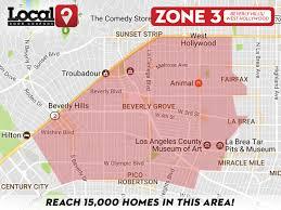 Map Of Santa Monica Santa Monica Ca U2013 Local Door Coupons
