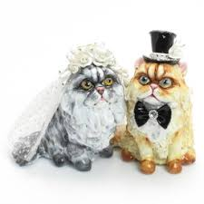 cat wedding cake toppers cat wedding cake toppers my dog ate my money