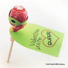 tootsie pop super valentines free cutting templates