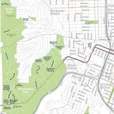 map of oregon portland portland maps portland oregon map travel portland