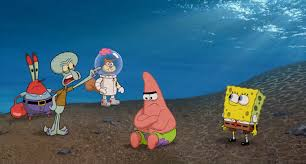 the spongebob movie sponge out of water blu ray review at why