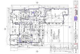 camera systems electrical construction drawing plans visio