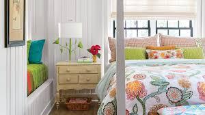 colorful bedroom furniture 40 beautiful beachy bedrooms coastal living