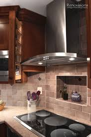 Roll Out Spice Racks For Kitchen Cabinets Best 20 Corner Stove Ideas On Pinterest Stainless Steel