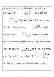 reading comprehension workheet n 253235