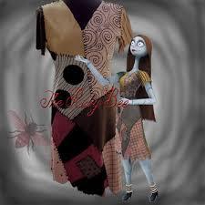 Sally Halloween Costume Adults Nightmare Christmas Sally Topic Quick Saves