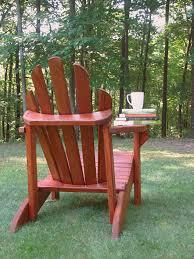 Redwood Adirondack Chair Fantastic Redwood Adirondack Chair On Modern Furniture With