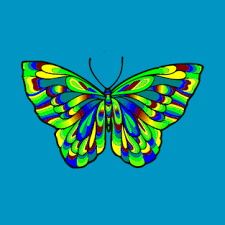 butterfly design t shirts teepublic