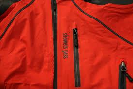 best bike rain jacket review showers pass refuge rain jacket and body mapped baselayer