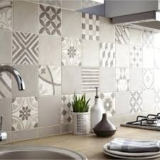 lino mural cuisine beeindruckend carrelage carreaux de on pour
