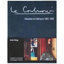 Meuble Le Corbusier Le Corbusier Meubles Et Intérieurs