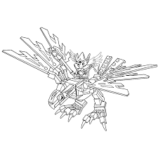 chima coloring pages legend beast eagle coloringstar