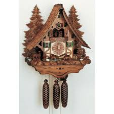 How To Wind A Cuckoo Clock Cuckoo Clocks On Hayneedle German U0026 Swiss Cuckoo Clocks