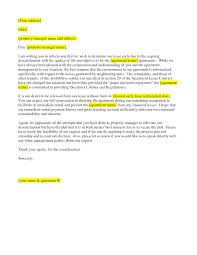 early lease termination letter sample compromise agreements