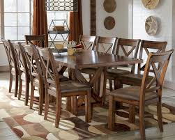 Lovely Ideas Dining Room Tables That Seat  Classy Gallery All - Dining room table sets seats 10