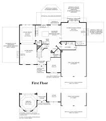 Inland Homes Devonshire Floor Plan by Reserve At Chester Springs The Columbia Ii Home Design