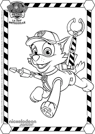 paw patrol 9 cartoons u2013 printable coloring pages