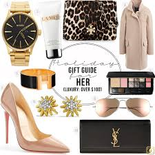 His And Hers Items Gift Guide For Her Part Two Luxury Style Your Senses