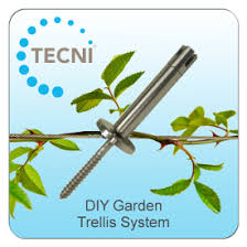 Stainless Steel Cable Trellis Tecni Cable Stainless Steel Wire Fittings Tools