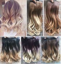 ombre hair extensions uk clip in hair extensions ebay