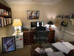 White House Oval Office Desk by Electrospaces Net The Presidential Communications Equipment Under