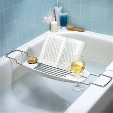umbra aquala bathtub caddy bathtubs organize it all expandable bathtub caddy expandable