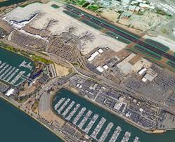 San Diego Bay Map by San Diego Airport Has A Plan For Terminal 1 It Just Needs 1 Billion