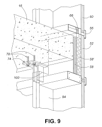 patent us20060016133 hybrid window wall curtain wall system and