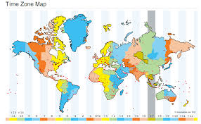 world timezone converter current time in every time zone of the