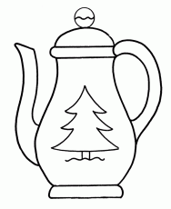 teapot coloring page coloring home