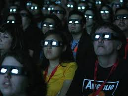 you can now 3d without wearing those annoying glasses