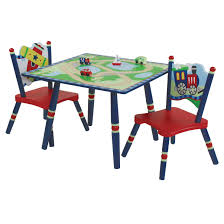 crayola table and chairs amazon com wildkin gettin around table 2 chair set toys games