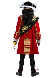 wendy the good witch costume elite captain hook pirate costume