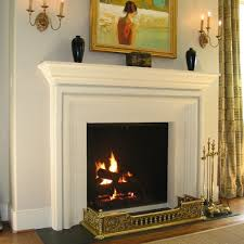 pleasant and intriguing faux limestone fireplace mantels intended