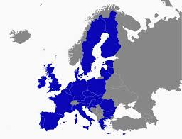 Eu Map Opposition To E Card Voiced Again Article Khl
