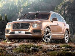 bentley wrapped bentayga the 1st of a new kind of suv business insider