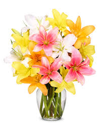 bouquet of lilies stunning bouquet at from you flowers