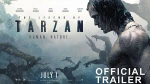second trailer for the legend of tarzan best tarzan official