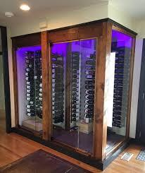Wine Cellar Edmonton - strictly cellars dedicated to wine preservation wine racking