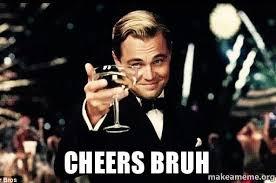 Meme Moi - cheers bruh make a meme