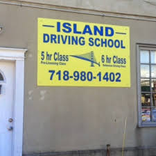 5 hr class in island driving school