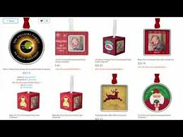 how to personalize ornaments gifts at zazzle tutorial