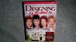 designing women season 1 dvd set in depth overview youtube