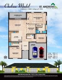 floor plans of new construction in port st lucie st andrews