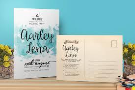 watercolor wedding invitations watercolor wedding invitation invitation templates creative market