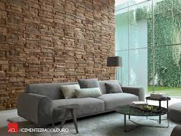 Stone Wall Tiles For Living Room Most Unusual Wall Coverings For Every Room In The House