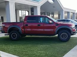 Ford Raptor Running Boards - ford f 150 svt raptor in idaho for sale used cars on buysellsearch