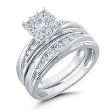 white gold bridal sets bridal sets white gold kmart